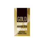 Gold Standard Awards 2018 winner