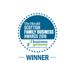 Scottish Family Business Awards 2018 Winner